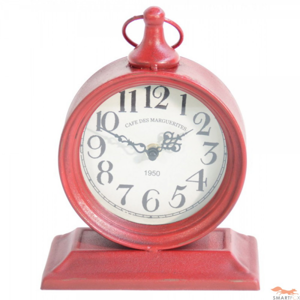 Metal Table Clock - Small
