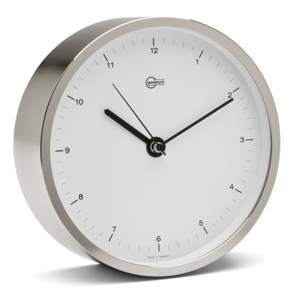 Barigo - White Desk Clock Small | Peter's of Kensington