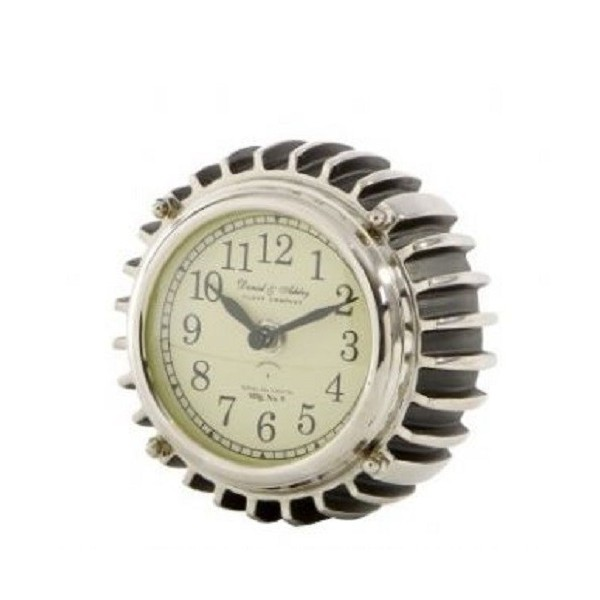 Gear - Table Clock Small - Swoole - statement furniture and homewares
