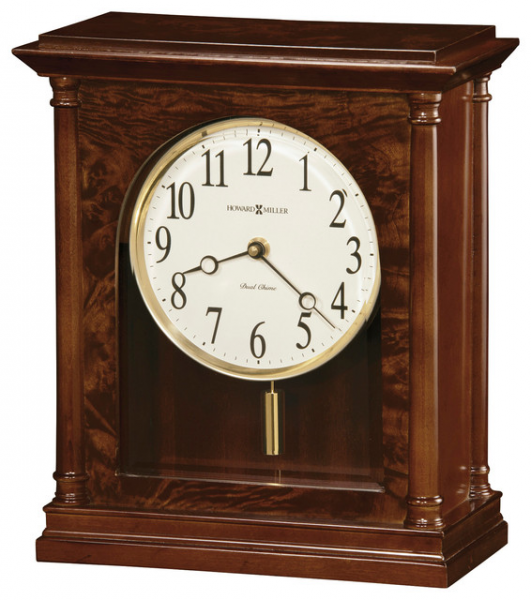 Howard Miller Dual Chime Classic Mantel Clocks | CANDICE transitional ...