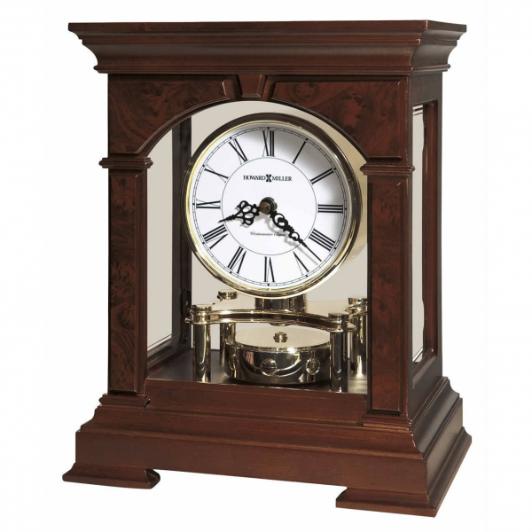 635167 Howard Miller Chiming Mantel Clock