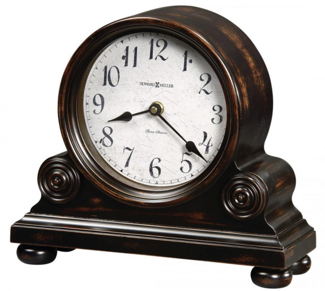 Clockway: Howard Miller Triple Chiming Quartz Mantel Clock - CHM2148