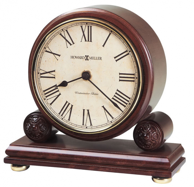 Clocks / Quartz Mantel Clocks / 635123 Howard Miller Westminster Chime ...