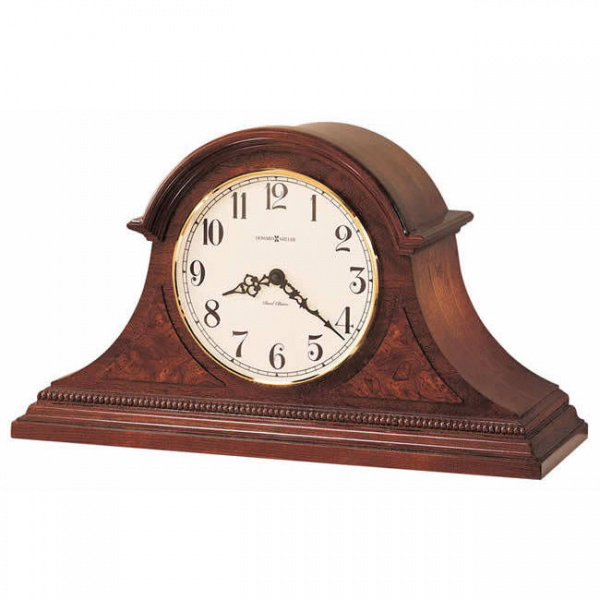 howard miller quartz dual chime cherry Mantel Clock 630122 FLEETWOOD