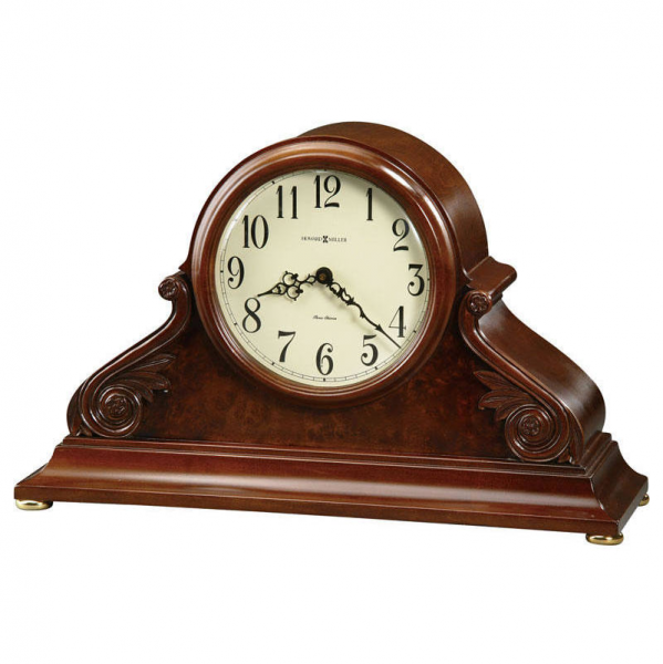 Howard miller tirple chiming quartz mantel Clock 635152 SOPHIE mantel