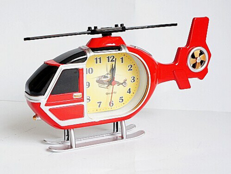 American-Style-Helicopter-Desk-Clock-Furnishing-Articles-Festival ...