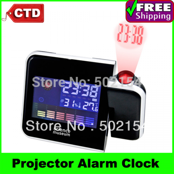 ... Projection Alarm Clock-in Alarm Clocks from Home & Garden on