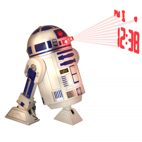 Home / Gifts / R2-D2 Alarm Clock