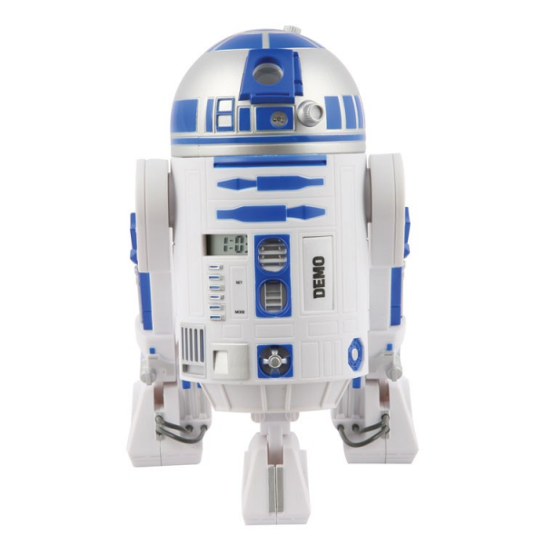 Home / Star Wars R2D2 Projection Alarm Clock