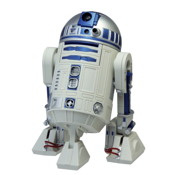AmiAmi [Character & Hobby Shop] | Star Wars R2-D2 Action Alarm Clock
