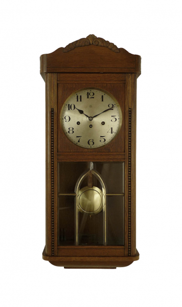 Beautiful Antique German Junghans Westminster Chime Wall Clock at 1927 ...