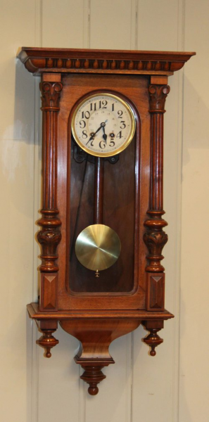 Antiques Atlas - French Regulator Style Wall Clock