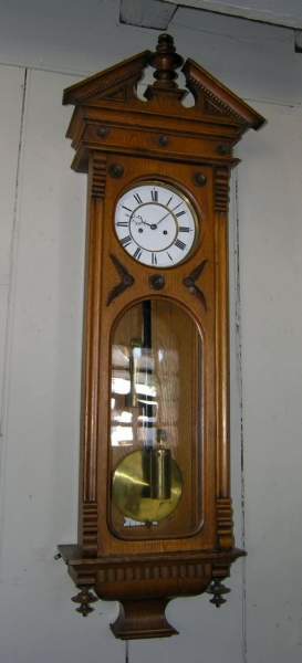 clocks antique wall clocks antique vienna clocks antique regulator ...