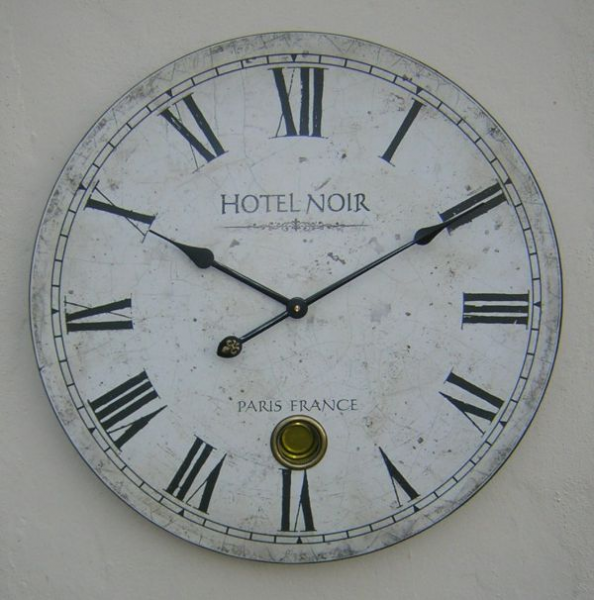 Antique White Large Wall Clocks: Antique Wall Clocks