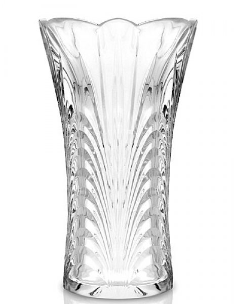 Mikasa Emerald Brilliance Vase - Crystal Classics