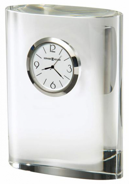 ... oval crystal table clock previous in table clocks next in table clocks