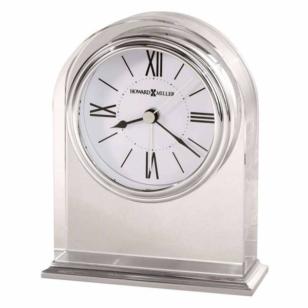 ... Miller Optica Table Clock, optical crystal - 645757 - Pricefalls.com