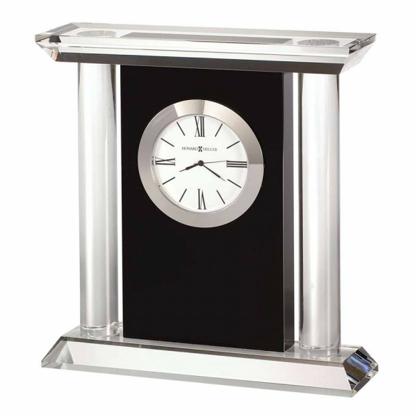... Colonnade Table Clock, optical crystal - 645745 - Pricefalls.com