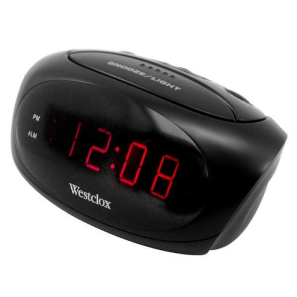 Geneva Clock LED Digital Alarm Clock & Reviews | Wayfair