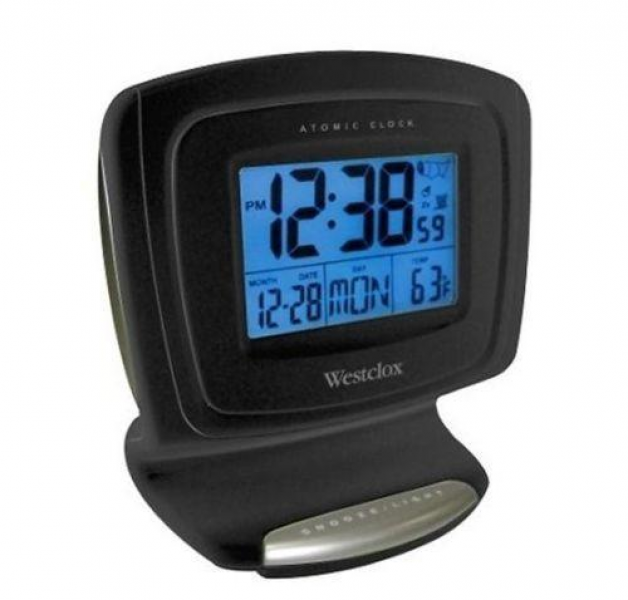 Westclox Digital Alarm Clock | eBay