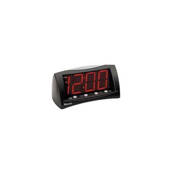 Westclox Extra Large Display Alarm Clock - Walmart.com