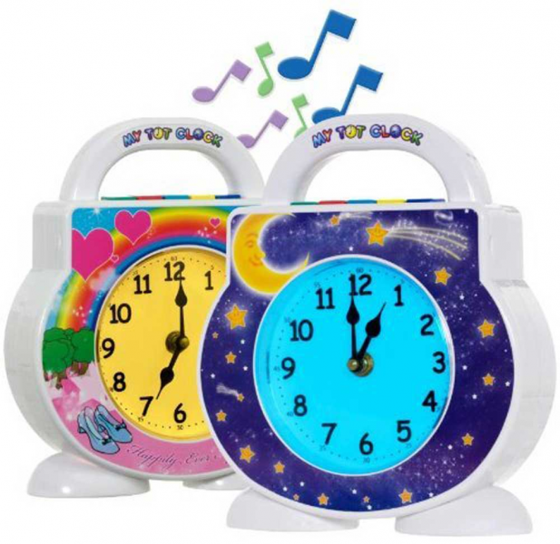Children's Alarm Clocks with Evening Light