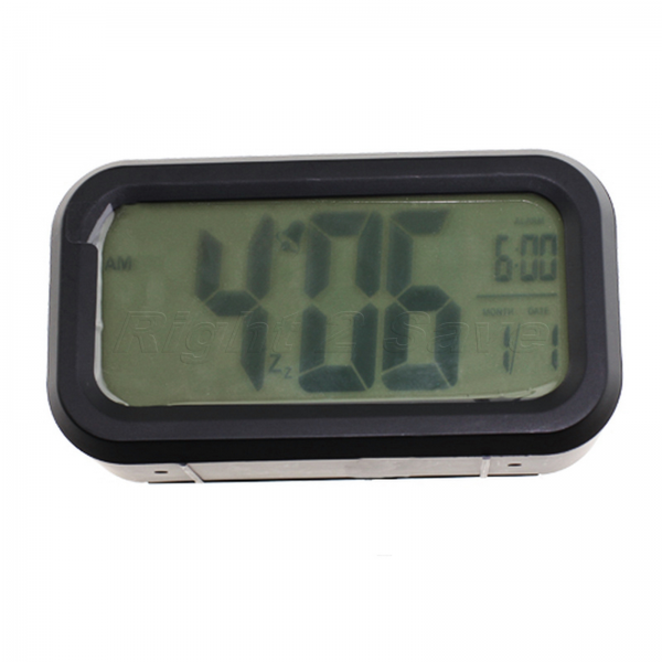 Details about New Digital Snooze Light big LCD Backlight Alarm Clock