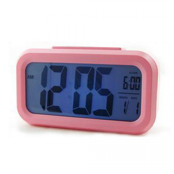 Details about DIGITAL LCD DISPLAY BACKLIGHT SNOOZE ALARM CLOCK