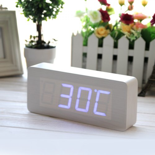 ... Design Desk And Shelf Clocks...: Digital Alarm Clocks - TOP-CLOCKS.COM
