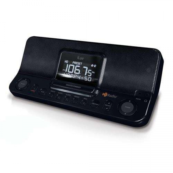 iLuv HD Radio with Dual Alarm Clock | ThisNext