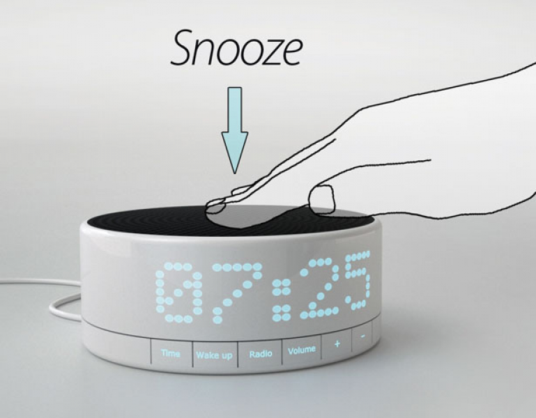 digital alarm clock offers solutions for those issues it s an alarm ...