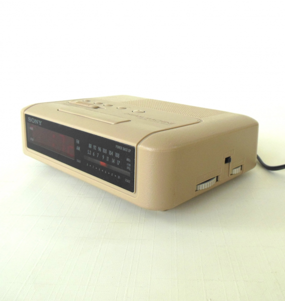 Sony Dream Machine Alarm Clock Radio ICF-C240 by LaurasLastDitch
