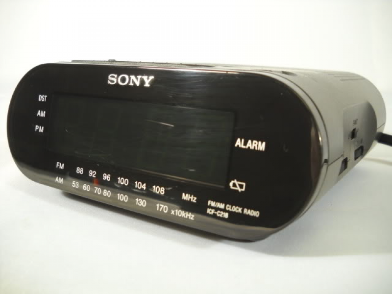 sony machine time set