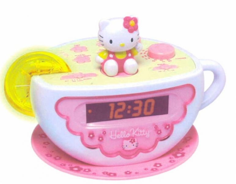 Home > Characters > Hello Kitty > Hello Kitty Digital Clock Radio