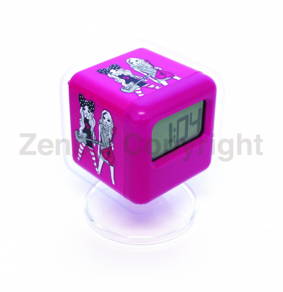 girl digital alarm clock Quotes