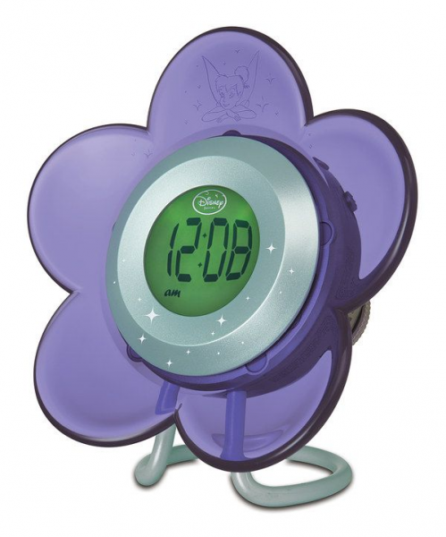 Take a look at this Purple Flower Alarm Clock Radio on zulily today!