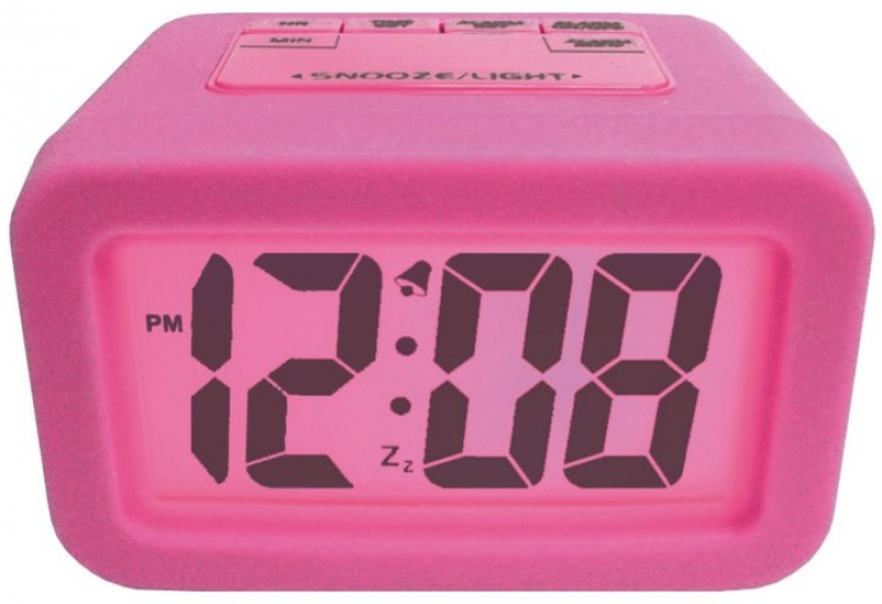 ... Lcd Alarm Clock With Matching Backlight found on sale at CASA.COM