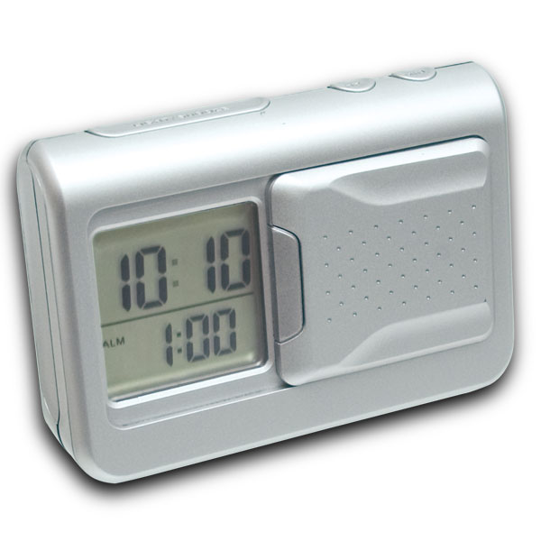 ... Lite Vibrating Alarm Clock with Backlight - Alarm Clocks - MaxiAids