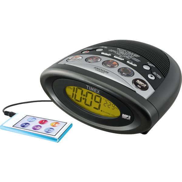timex digital alarm clock digital alarm clocks www top clocks com. Black Bedroom Furniture Sets. Home Design Ideas