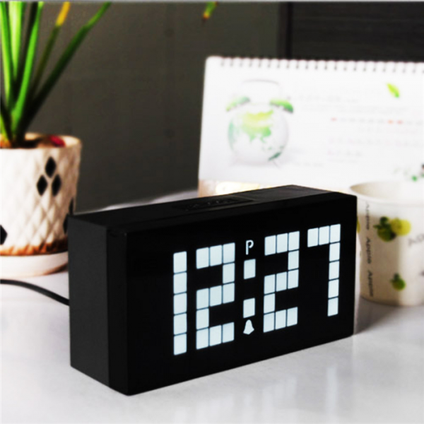 CH KOSDA Factory Outlet Brand New LED Clock Digital Alarm Clock Large ...