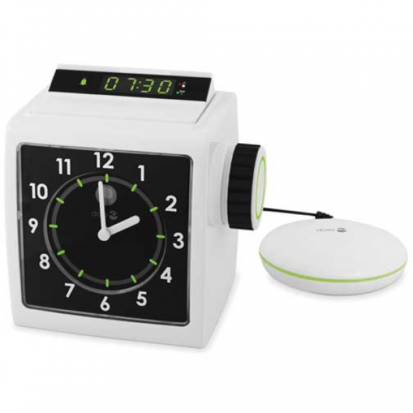 Alarm Clocks for deaf and hard of hearing