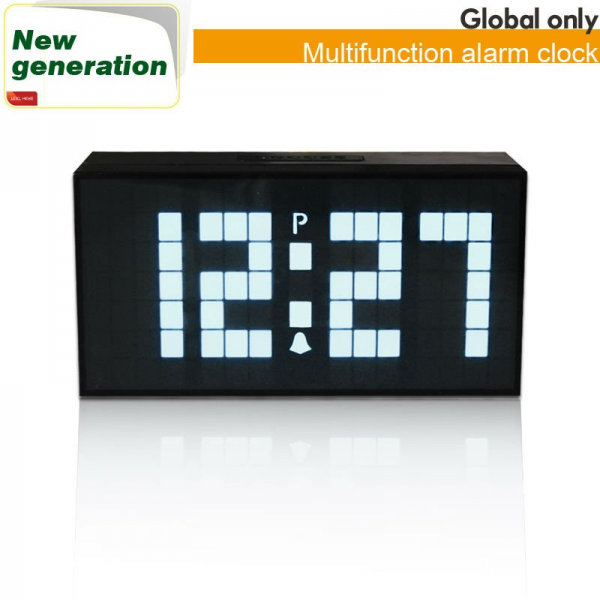 Digital Alarm Countdown Timer Clock Temperature Date Talbe Wall Clock ...