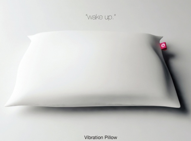 Wakey wakey - an alarm clock pillow | Products for Nerdy Girls | Pint ...