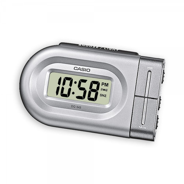Casio-DQ543-8-Silver-12-24-Format-LED-Digital-Beep-Alarm-Clock-DQ-543 ...