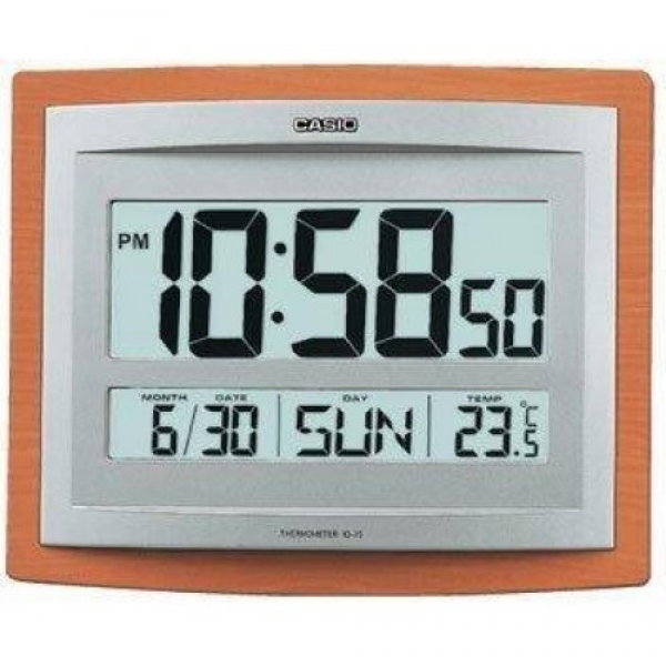 CASIO Digital Clock & Alarm (ID-15-5DF) price in Pakistan, Casio in ...