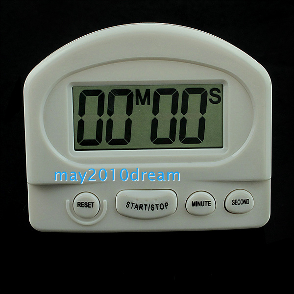 Details about Mini Digital Kitchen Countdown Clock Alarm Timer Watch