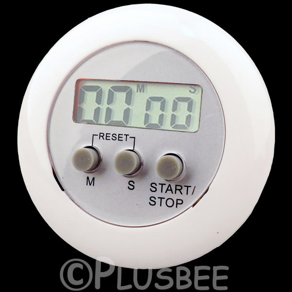 Digital-Magnetic-Kitchen-Cooking-Countdown-Timer-Loud-Beep-Alarm-Clock ...