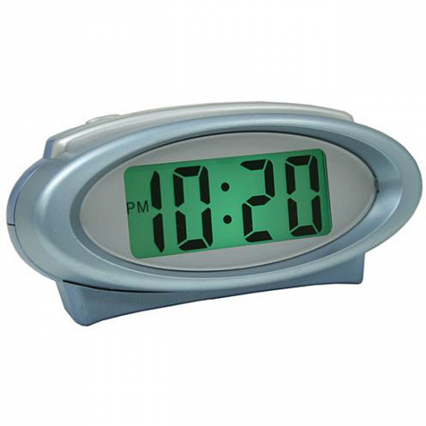 Equity by La Crosse 30330 Night Vision Digital Alarm Clock - Overstock ...