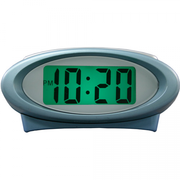 Equity by La Crosse Digital Alarm Clock with Night Vision Technology ...