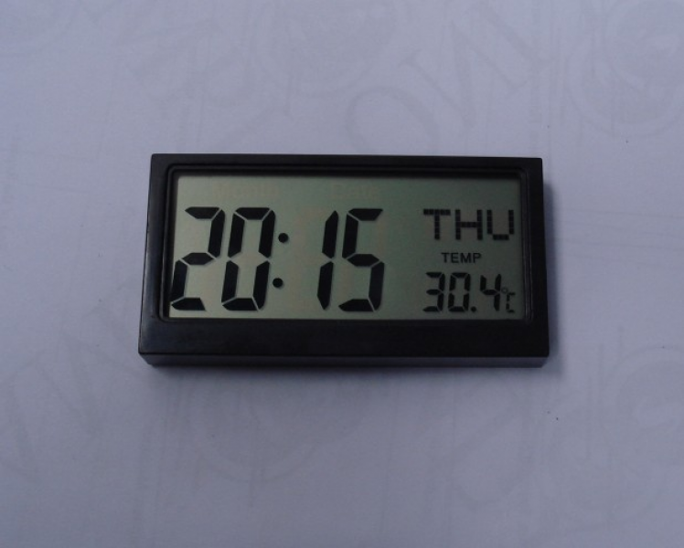 Small Digital Clock (TS53366-TX)
